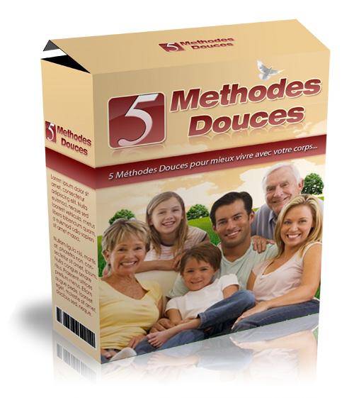 5 méthodes douces