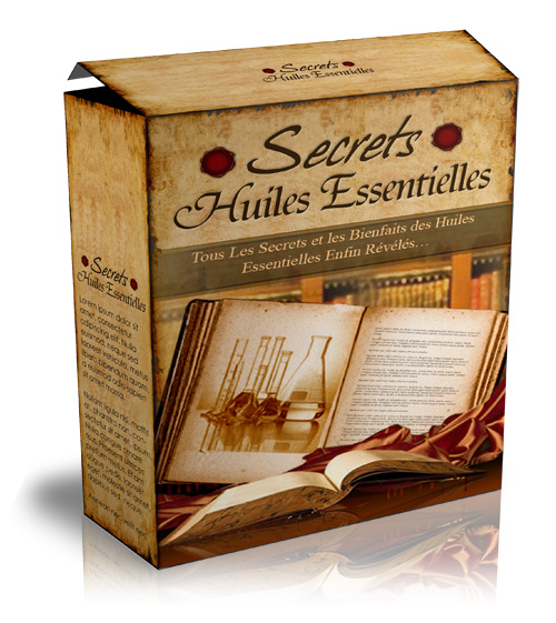 Les Huiles Essentielles vous dévoilent leurs secrets millénaires