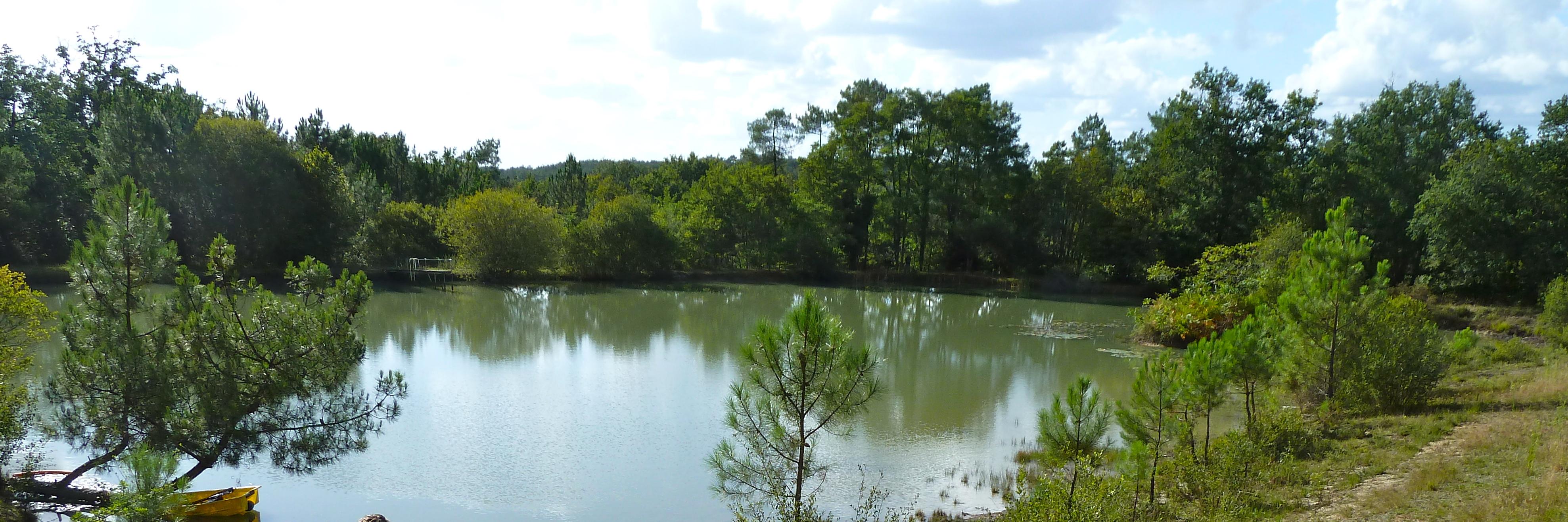 L'étang de jade